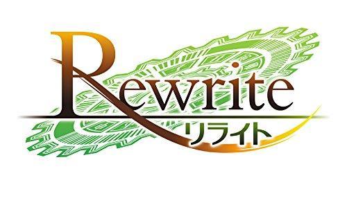 「Rewrite」アニメレビュー